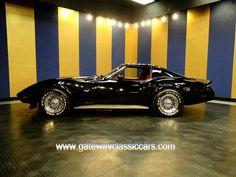 1979 Corvette...  (White interior, please)  Just like my Dad's.