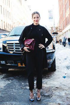 New_York_Fashion_Week-Street_Style-Fall_Winter-2015-Maria_Duenas_Jacobs- by collagevintageblog, via Flickr