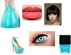 Prom, created by tiffintots on Polyvore