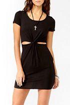 I always love a little black dress.