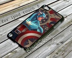 captain america old poster - iPhone 4/4S/5/5S/5C, Case - Samsung Galaxy S3/S4/NOTE/Mini, Cover, Accessories,Gift