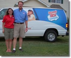 Meet Mark Griffin, Your Local Heaven's Best Carpet Cleaner Mooresville, NC