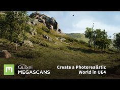Create a Photorealistic World in UE4 - YouTube
