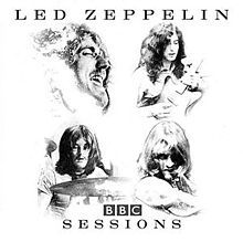 Led Zeppelin - BBC Sessions (Live):  A compilation album that gives excellent insight into the numerous improvisations by the band on their studio recorded songs. Disc 2 contains the first ever radio broadcast of Stairway to Heaven on April 1, 1971. I can imagine what is must've been hearing this song for the first time. *bliss*   The Whole Lotta Love medley is worth a listen. Best version ever!!