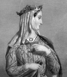 One of the most powerful women of the Middle Ages, Eleanor of Aquitaine was Countess of Poitou, Queen of France and later Queen of England. She influenced politics, sponsored the Courtly Love movement, and even went on Crusade.
