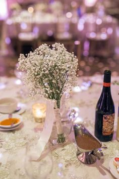 Set at the gorgeous Venetian and stunningly shot by NG Studio, you definitely don't want to miss this wedding! Luxe Wedding, Venetian, Table Decorations, Dinner Table Decorations