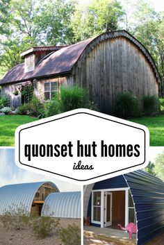 5 Ways a Quonset Hut™ Home Can Make Your Life Easier | House, Tiny Quansethut Metal House Designs on