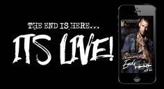 Ends Here by M. Robinson….Blog Tour & Review