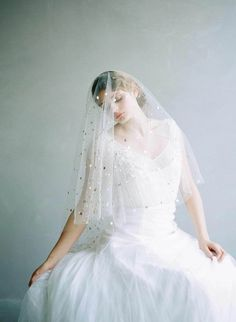 29 Times We Fell For Celestial Bridal Dresses and Accessories Big Wedding Dresses, Wedding Dress Trends, Wedding Veils, Bridal Dresses, Wedding Attire, Celestial Wedding, Star Wedding, Bridal Style, Wedding Styles