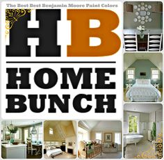 The Best Benjamin Moore Paint Colors - Home Bunch - An Interior Design & Luxury Homes Blog