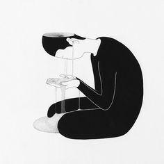 나 보기가 역겨워 Sometimes I'm so tangible, 2015 #무나씨 #moonassi