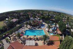 Camping Sunelia Le California. Languedoc-Roussillon. France