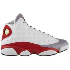 online store 42766 4f7c6 Air Jordan 13 GREY TOE Release 11 15 - Nikeblog.com ❤ liked on