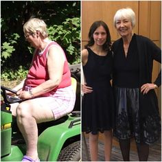 "Jennifer shared this gift with her mum. This is what she had to say 😊  ""My mom (who is in her 70's) released over 50 pounds! She loves water aerobics and all the ladies noticed her weight loss. She happily shares how she loves her healthy lifestyle!"" 💖  I'm sure at that age losing that much weight and feeling healthier would make a world of difference!! 🙏  It's never too late to get your healthy on. Especially with a money back guarantee 🤘"