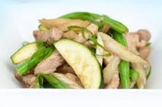 Stir-Fried Turkey Breasts - WOW! Looks so yummy & easy too! Got to try this!