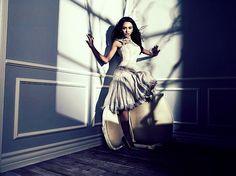 "The Vampire Diaries Kat Graham as ""Bonnie Bennett"" The Vampire Diaries 3, Vampire Diaries Seasons, Vampire Diaries The Originals, Katerina Graham, Bonnie Bennett, Original Vampire, Daniel Gillies, Vampire Dairies, Delena"