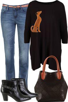 Best Friend Outfit includes Esprit, LouenHide, and Diana Ferrari at Birdsnest Women's Clothing
