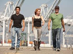 'White Rabbit Project' brings together the original 'MythBusters' Build Team of Kari Byron, Tory Belleci, and Grant Imahara for brand new mayhem. Kari Byron, Tv Reviews, Breakup, Pop Culture, Rabbit, Tv Shows, Brand New, Entertaining, Celebrities