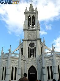 Iglesia de San Nicolas, Quetzaltenango