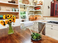 13 Best DIY Budget Kitchen Projects:  From DIYNetwork.com from DIYnetwork.com