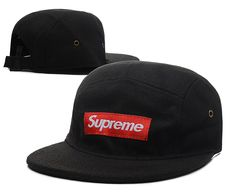 cc687502c0ec Hot SUPREME Black buckle Adjustable Baseball Hats Cheap fashion sport s Snapbacks  Caps  6 pc