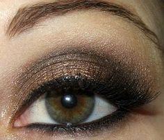Mac eye shadow, Temping