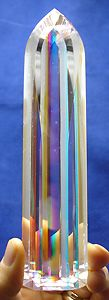 The Flame of St. Germain: Vogel Crystal