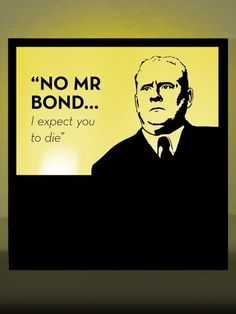 Expect to Die Silhouette Panel Prop   James Bond Party Theme   James Bond Party Theming Hire   Event Prop Hire