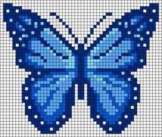 Small Cross Stitch, Butterfly Cross Stitch, Cross Stitch Art, Cross Stitch Animals, Cross Stitch Flowers, Cross Stitch Designs, Cross Stitching, Cross Stitch Embroidery, Cross Stitch Patterns
