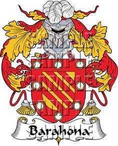 Barahona Family Crest apparel, Barahona Coat of Arms gifts