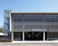 North Parking Garage and Retail