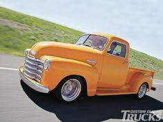 1949 Chevrolet Truck - Custom Classic Trucks Magazine