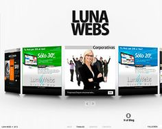 Web Lunawebs.es