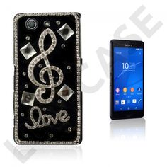 Shine (Music Note) Sony Xperia Z3 Compact Deksel