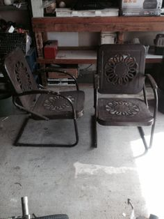 1000 Ideas About Vintage Patio Furniture On Pinterest Vintage Patio Porch Glider And Patio