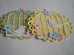 Handmade Scrapbooking Embellishments Card Making  by NotJustCozies