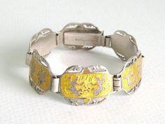 Siam Silver Bracelet.