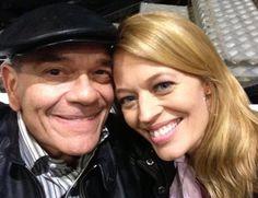 Robert Picardo and Jeri Ryan reunion