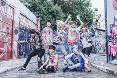 Bangtan Boys ❤ BTS 2015 FESTA | BTS 2nd Anniversary Photo Album 'Sophomore' - Summer | Facebook