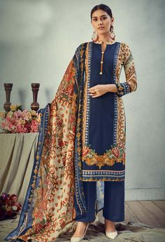 #Cotton #fabric is the #best #fabric in any #weathers, cotton #salwar #kameez is the best choice for any #girls or #womens, #Nikvik is the #bestseller of cotton salwar #suits in #USA #AUSTRALIA #CANADA #UAE #UK Buy Salwar Kameez Online, Latest Salwar Kameez, Cotton Salwar Kameez, Salwar Suits, Celebrity Gowns, Pakistani Suits, How To Dye Fabric, Traditional Outfits, Fashion Pants