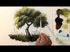 Como Pintar :  Arvore / 2