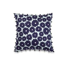 Amy Butler Dream Daisy Square Pillow