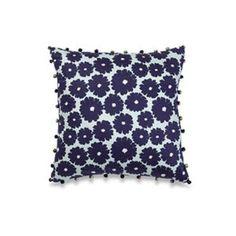 Amy Butler Dream Daisy Square Pillow