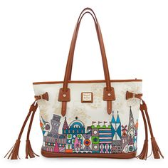 New Dooney & Bourke Handbags // Inspired By Dis
