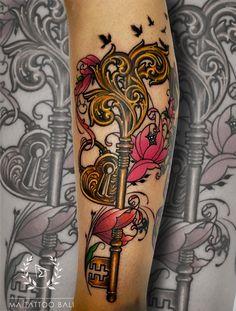 Color NewTraditional Tattoo by: #Prima #MaTattooBali #ColorTattoo #LockKeyTattoo #BaliTattooShop #BaliTattooParlor #BaliTattooStudio #BaliBestTattooArtist #BaliBestTattooShop #BestTattooArtist #BaliBestTattoo #BaliTattoo #BaliTattooArts #BaliBodyArts #BaliArts #BalineseArts #TattooinBali #TattooShop #TattooParlor #TattooInk #TattooMaster #InkMaster #AwardWinningArtist #Piercing #Tattoo #Tattoos #Tattooed #Tatts #TattooDesign #BaliTattooDesign #Ink #Inked #InkedBoy #Inkedmag #BestTattoo #Bali Ma Tattoo, Piercing Tattoo, Tattoo Shop, Tattoo Studio, Tattoo Master, Ink Master, Lock Key Tattoos, Leg Sleeves, Fine Line Tattoos