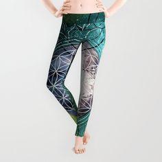 Lunar Mysteries Leggings by beebeedeigner Yoga Wear, Comfy Hoodies, Loungewear, Mystery, Leggings, Gym, Fashion Outfits, Casual, T Shirt