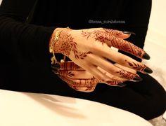 "3,054 Likes, 25 Comments - Arabian Henna (حنا) (@henna_nurahshenna) on Instagram: ""Nurahshenna"""