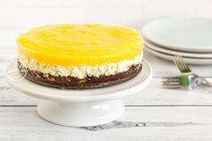 Diétás fanta torta (2) Gluten Free Recipes, Healthy Recipes, Healthy Food, Hungarian Desserts, Keto, Paleo, Cake Cookies, I Foods, Sweet Tooth