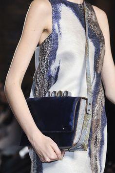 Gabriele Colangelo at Milan Fashion Week Spring 2014 - StyleBistro