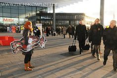 In front of the international toy fair nuremberg My Design, Street View, Toy, Fox, Toys, Game
